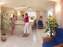 Aparthotel Del Mar reception