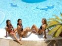 Aparthotel Lux Mar piscina