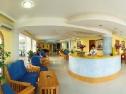 Aparthotel Lux Mar reception