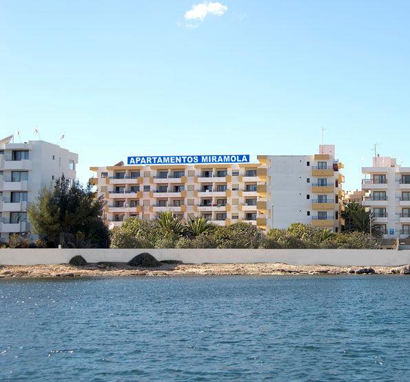 Appartamenti Mira Mola Ibiza - Residence economico Eivissa