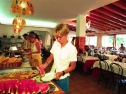 Hotel Club Bossa Park ristorante