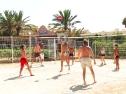 Hotel Club Cala Tarida pallavolo