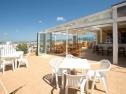 Hotel Don Quijote terrazza