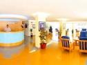 Hotel Maritimo reception