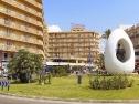 Hotel Piscis Park esterno