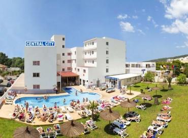 Aparthotel Central City Ibiza