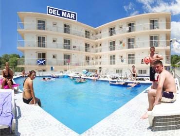 Aparthotel Del Mar Ibiza
